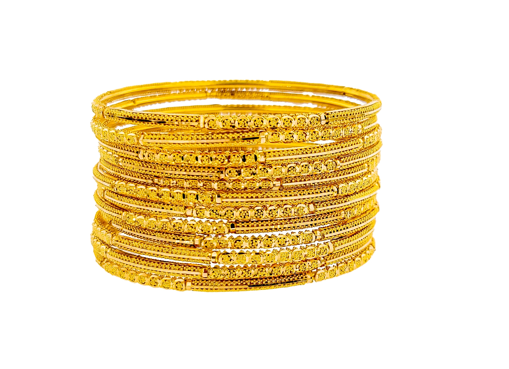 Picture of 12  BANGLES BDZ2080