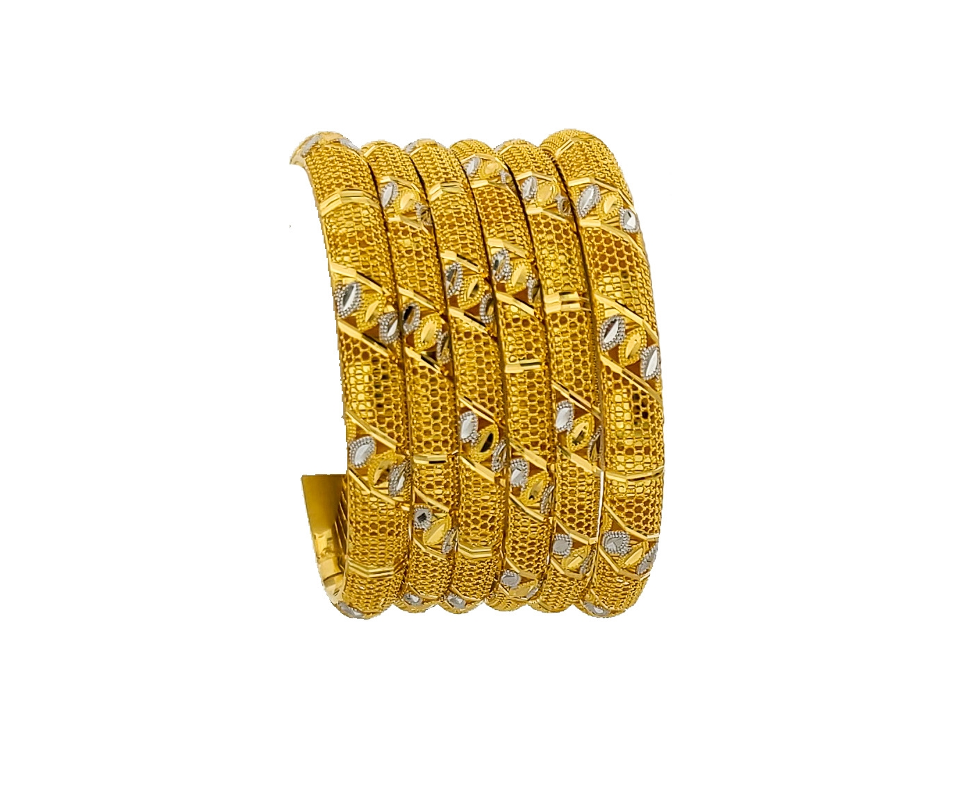 Picture of 6 BANGLES BSX2027