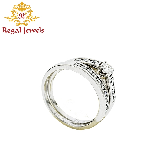 Picture of Bridal Set Ring RBS2003