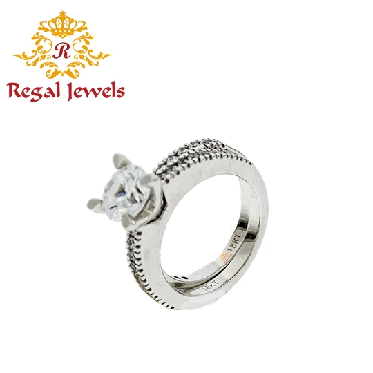 Picture of Bridal Set Ring RBS2012