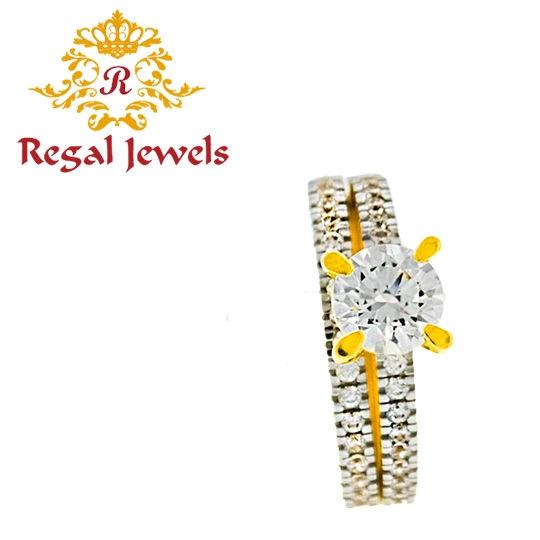 Picture of Bridal Set Ring RBS2023