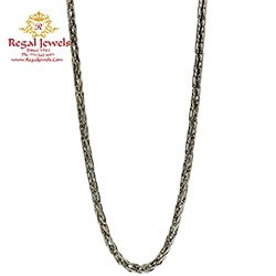 Picture of 18KT White Gold Chain CKT2003