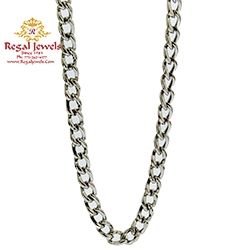 Picture of 18KT White Gold Chain CKT2005
