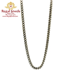 Picture of 18KT White Gold Chain CKT2007