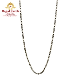 Picture of 18KT White Gold Chain CKT2008