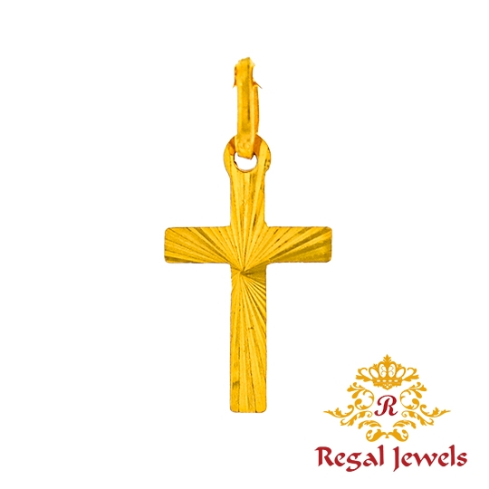 Picture of Cross Pendant PJC2013