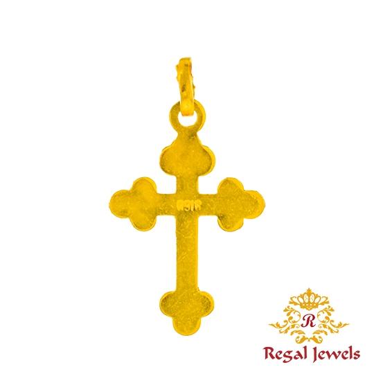 Picture of Cross Pendant PJC2017