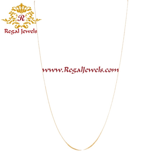 Picture of Plain Gold Chain CPG2042