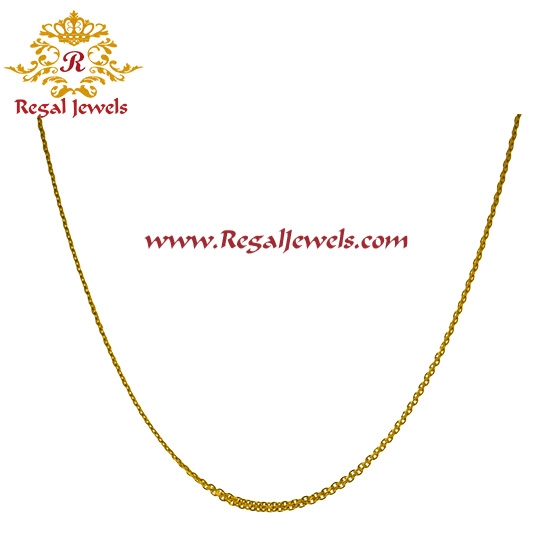 Picture of Plain Gold Chain CPG2043