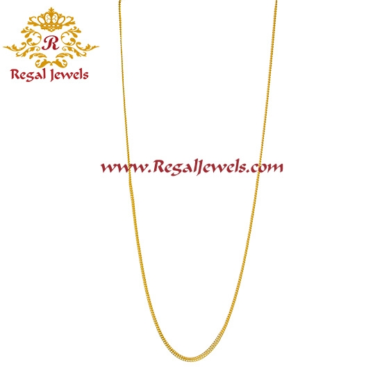 Picture of Plain Gold Chain CPG2045