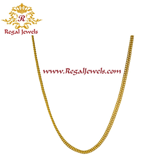 Picture of Plain Gold Chain CPG2046