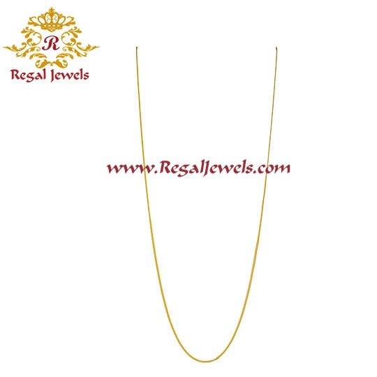 Picture of Plain Gold Chain CPG2047