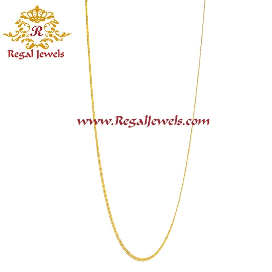 Picture of Plain Gold Chain CPG2048