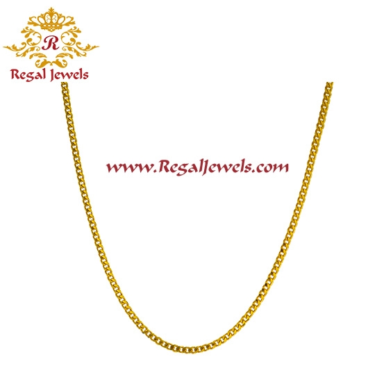 Picture of Plain Gold Chain CPG2049