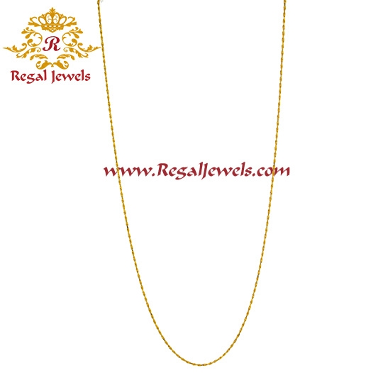 Picture of Plain Gold Chain CPG2051