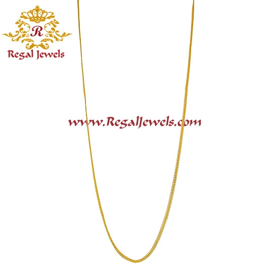 Picture of Plain Gold Chain CPG2054