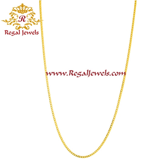 Picture of Plain Gold Chain CPG2057