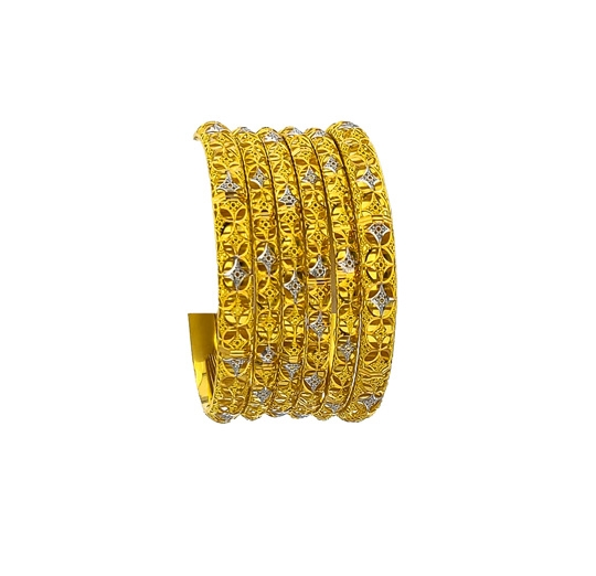 Picture of  6 BANGLES BSX2028