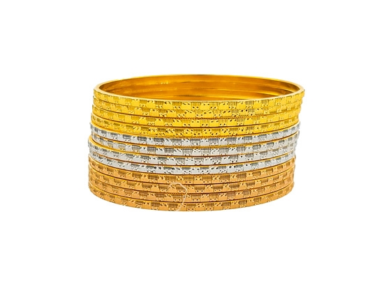 Picture of  12  BANGLES BDZ2067