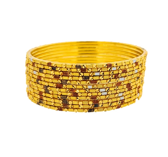 Picture of  12  BANGLES BDZ2076