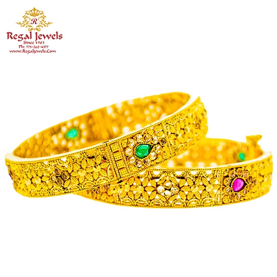 Picture of Pair Baby Bangle BBB2014
