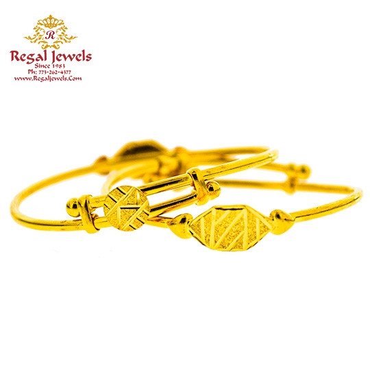 Picture of Pair Baby Bangle BBB2024