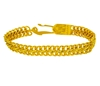 Picture of 22KT MENS BRACELET LMB2017