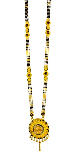 Picture of Long MangalSutra CMS2013