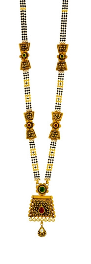 Picture of Long MangalSutra CMS2014