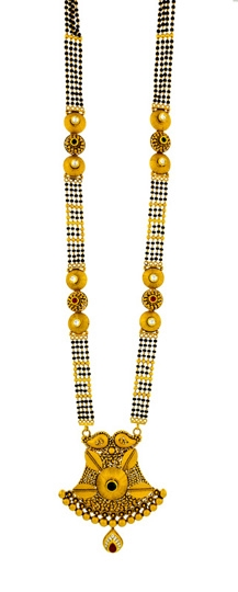 Picture of Long MangalSutra CMS2017