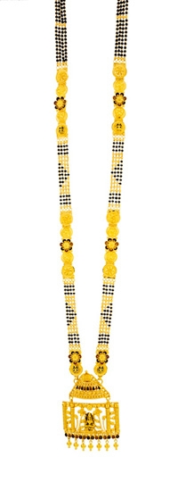 Picture of Long MangalSutra CMS2019