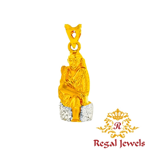Picture of Sai Baba Pendant PHI2009