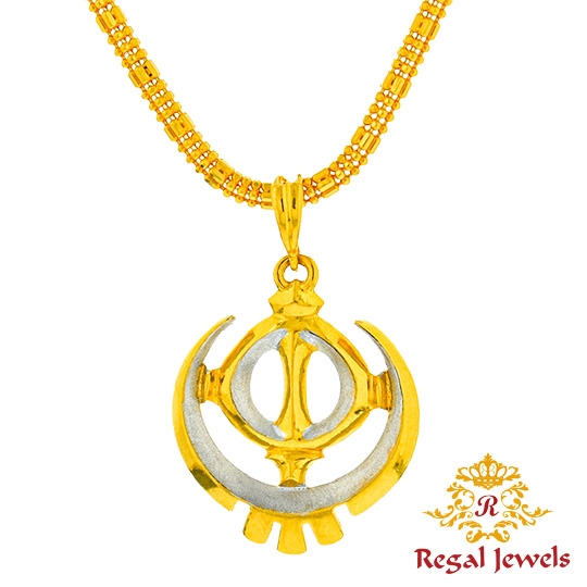 Picture of Khanda Pendant PPJ2006