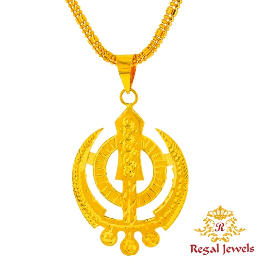 Picture of Khanda Pendant PPJ2008