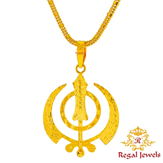 Picture of Khanda Pendant PPJ2010