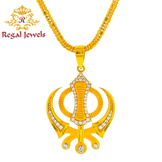 Picture of Khanda Pendant PPJ2011