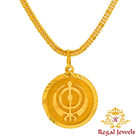 Picture of Khanda Pendant PPJ2016