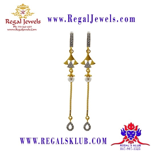 Picture of 22kt Gold Earring BFD2022