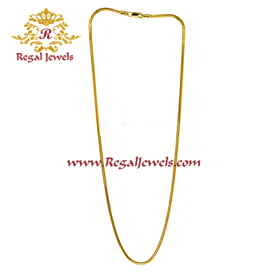 Picture of 22kt Gold Chain CPG2087