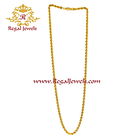 Picture of 22kt Gold Chain CPG2088