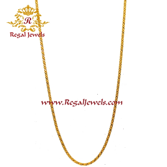 Picture of 22kt Gold Chain CPG2091