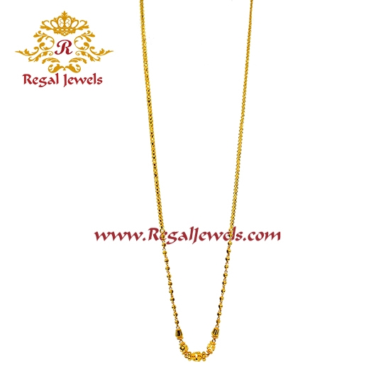 Picture of 22kt Gold Chain CPG2092