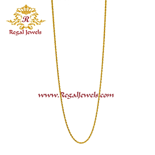 Picture of 22kt Gold Chain CPG2095