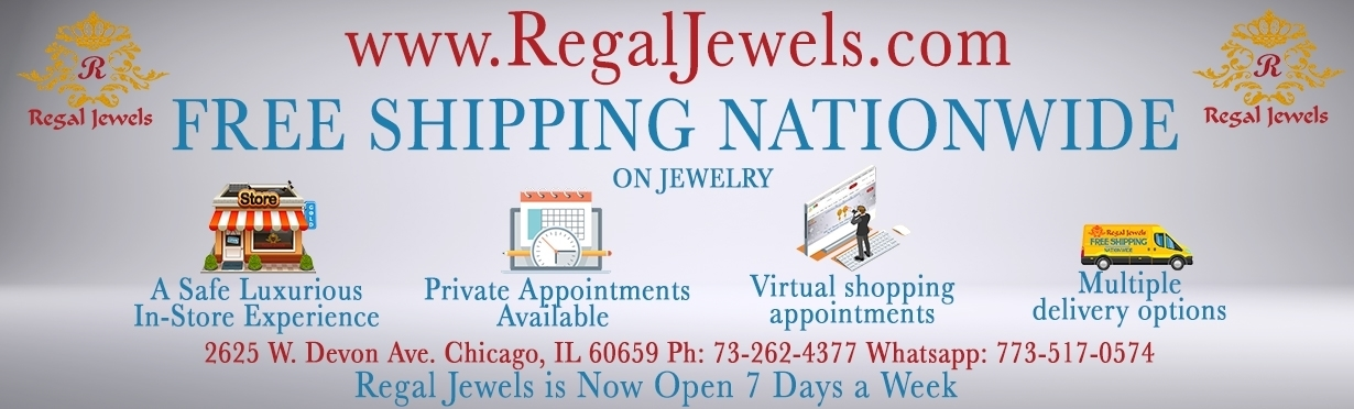 Regal Jewels Best online shopping for jewelry  Chicago, Illinois, USA