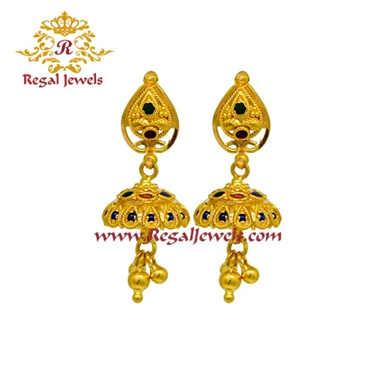 Picture of Hanging Earring EHA2022